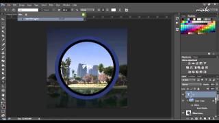 Kako napraviti LOGO u Photoshopu  Na prost nacin