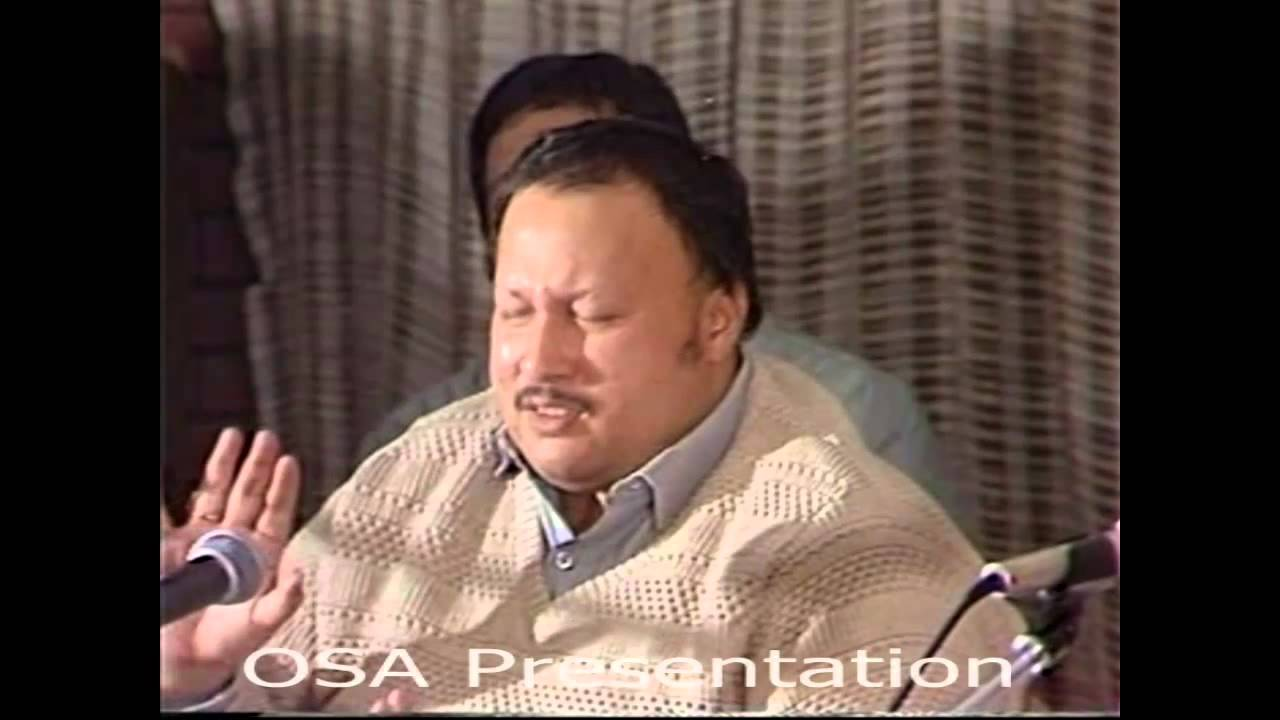 Janda Hoya Dil Le Gaya Ustad Nusrat Fateh Ali Khan Osa Official Hd Video Youtube