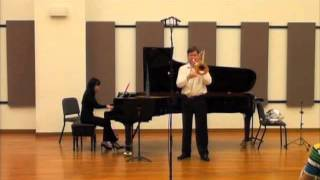 Annie Laurie (Arthur Pryor), performed by Kevin Thompson, trombone