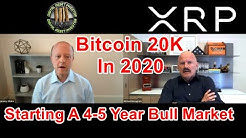 Bitcoin 20K 2020 , Brad Garlinghouse Interview , ILP Rollout And XRP Use Case