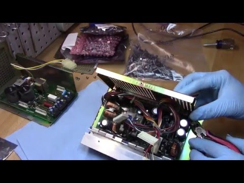 Tech - Nintendo PP-7B Power Supply Rebuild / Cap Kit