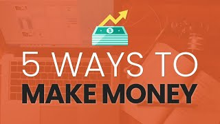 5 Ways to Make Money with WordPress