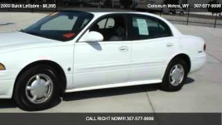 2000 Buick LeSabre Custom - for sale in Casper, WY 82609