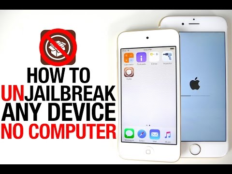 how to unjailbreak iphone without computer how to unjailbreak any iphone amp ipod without 2065