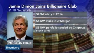 Jamie Dimon Is Responsible for 2 of World's Biggest Banks