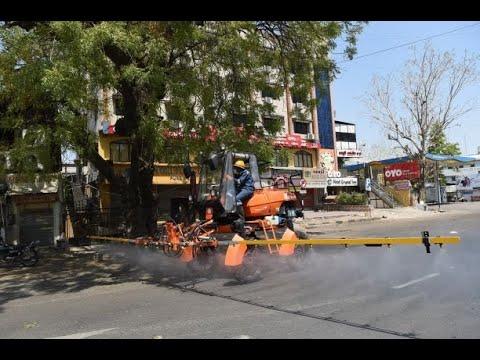 سيارات تعقيم تجوب شوارع غرب الهند للحد من كورونا  - نشر قبل 1 ساعة