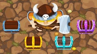 Unlocked Epic Loot and Magical Chests in Minigiants.io