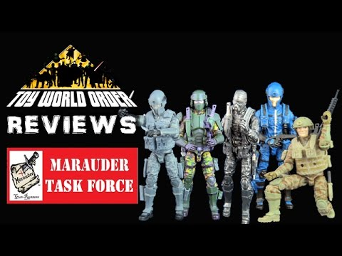 Marauder Task Force REVIEW