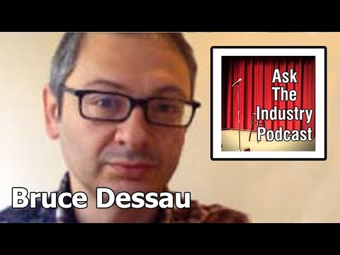 EP06 - Bruce Dessau - London Evening Standard comedy reviewer | Ask The Industry Podcast