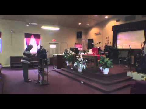4th Annual Usher Board Program pt 2