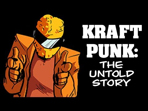 KRAFT PUNK: The Untold Story (Motion Comic)
