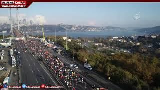 40. İstanbul Maratonu'nu kazanan belli oldu