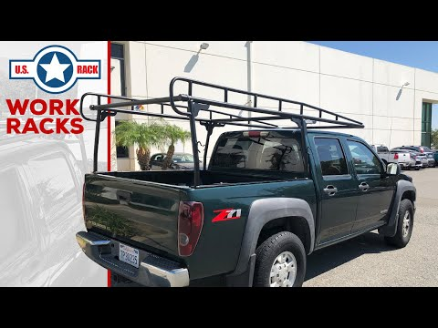 Parade Of Truck Racks For Work By U S Rack Inc Youtube