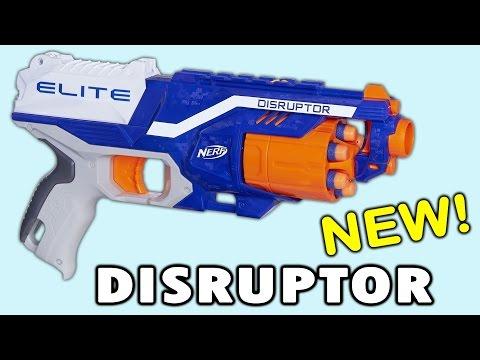 Nerf Disruptor - Review und Test | Magicbiber
