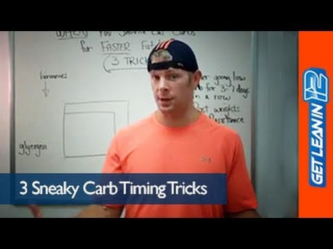when to eat carbs when working out