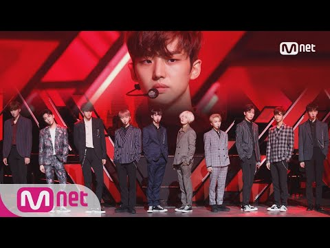 [PENTAGON - Like This] Comeback Stage | M COUNTDOWN 170907 EP.540