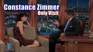 Constance Zimmer - A German Cougar - Her Only Appearance [1080p]