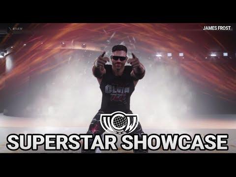 UCW Superstar Showcase: James Frost | WWE2K19