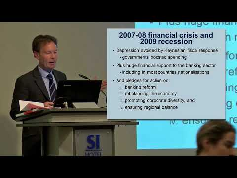 FMM-Conference 2017: The Crisis of Globalisation Session I:  Keynote Michie