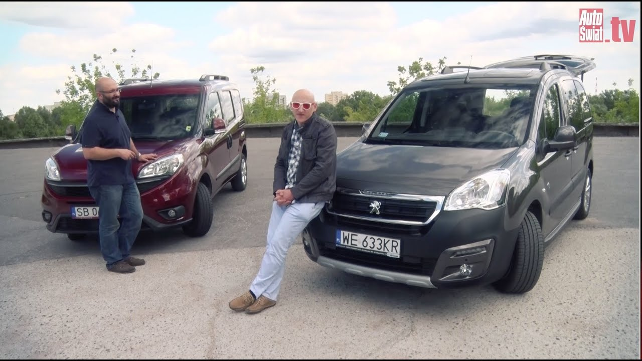 peugeot partner citroen berlingo или fiat doblo