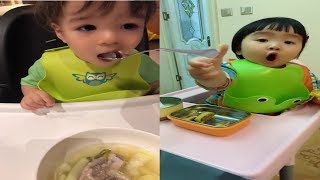 Try Not To Laugh Babies: TROUBLE MAKER and FAIL | TOP BABY FUNNY Soo Cute! #2