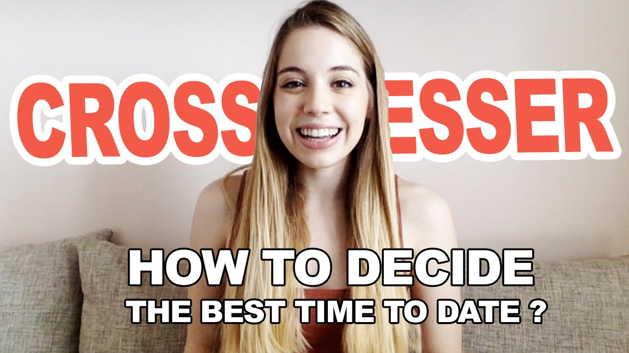 Crossdresser How To Decide The Best Time For A Suitor And A