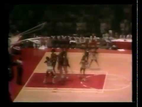 Billy Knight (40pts) vs. Colonels (1975 ABA Finals)