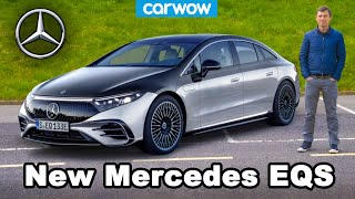 New Mercedes EQS REVIEW & tested 0-60mph - is it as quick as a Tesla?