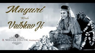 Royal Wedding |Best Cinematic Wedding  Film | Indian Wedding  | 2019| Best Couple Wedding|