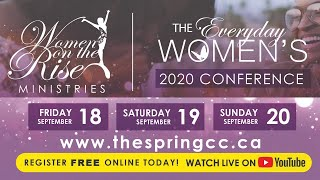 September 18 - Women on the Rise Ministries 2020 Conference