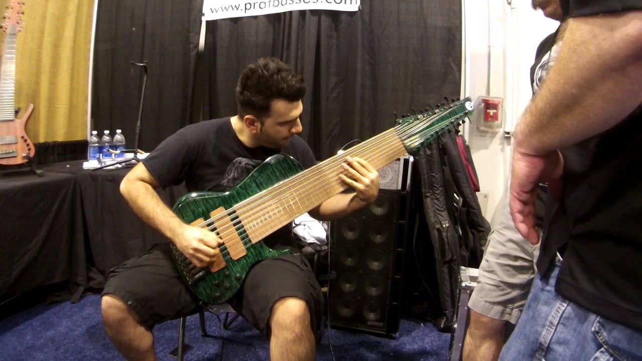 24 String Bass Godzilla Price : prat 24 string bass demo namm 2014 youtube ~ Russianpoet.info Haus und Dekorationen