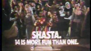 1977 Shasta soda commercial with Barry Williams