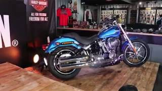 2018 Harley-Davidson Low Rider & Deluxe | First Look & Price | Motown India