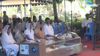 Funeral Service of N .C. Georgekutty (85) on August 24th 2015