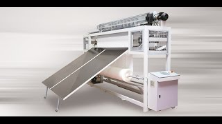 M-5000 Quilted Panel and Border Cutting Machine
