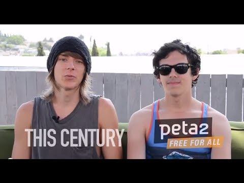 This Century Chats and Performs for peta2!