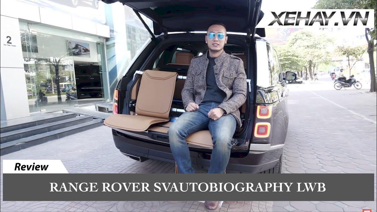Mất toi hơn 300 triệu để câu cá với Range Rover SVAutobiography LWB