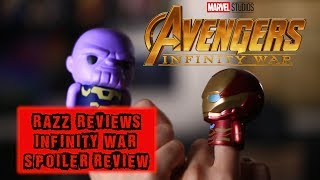 Avengers Infinity War - Movie Review (Spoilers)