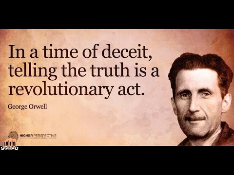 How George Orwell Predicted The Future!