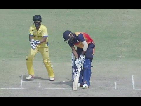 Vijay Hazare Trophy 2017, 1st Semi-Final: Baroda vs Tamil Nadu
