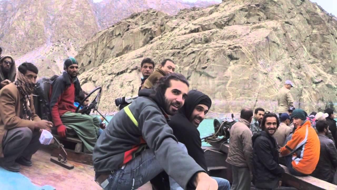 Around Pakistan in 360° Degrees - Epic Selfie!!