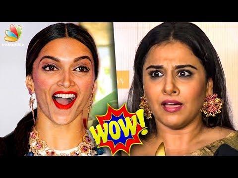 Deepika Padukone & Vidya Balan's Stunning Surprise