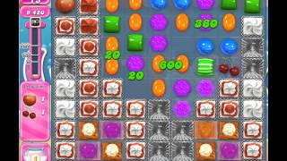Candy Crush Saga Level 932 No Boosters 3 Stars
