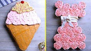 6 Рецепта изобретельных тортов на скорую руку | Супер десерты