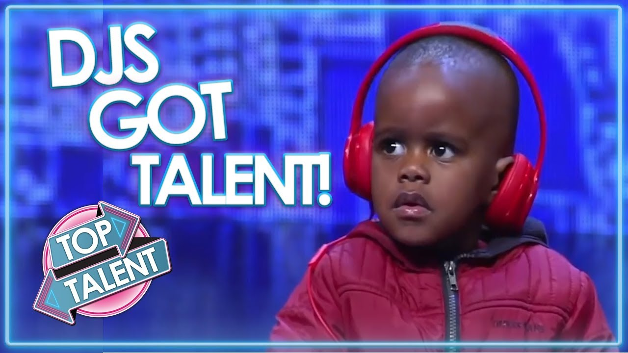 DJS GOT TALENT! | Top Talent