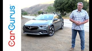 2018 Buick Regal TourX | CarGurus Test Drive Review