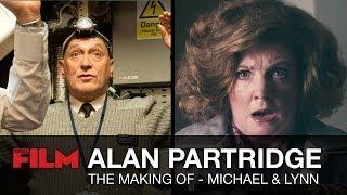 The Making Of Alan Partridge: Alpha Papa - Mike & Lynn