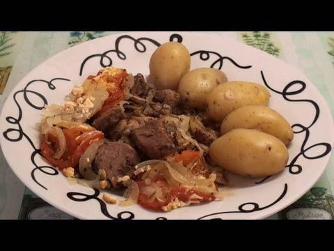 Marco Pierre White's Quick Lamb Stew Recipe — Dishmaps