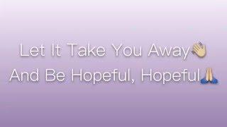 Bars And Melody - Hopeful (Lyrics & Sped Up)