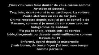 Maître Gims (ft. Lefa) - Longue Vie (Paroles/Lyrics) thumbnail